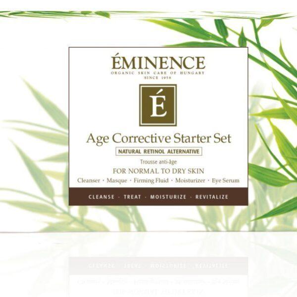 Eminence Age corrective starterset/www.natuurlijkerjong.nl/winkel