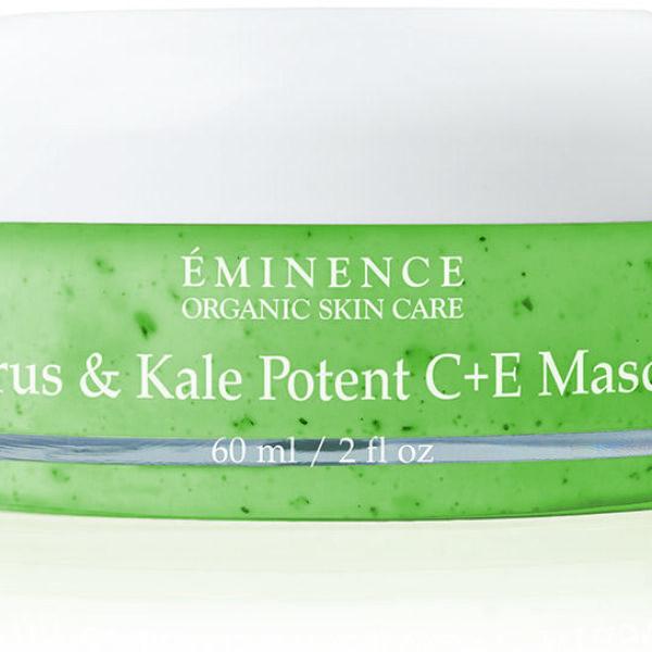 Eminence Citrus&Kale potent C&E masque/www.natuurlijkerjong.nl/winkel